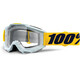 100% Accuri Goggle Anti Fog Clear Lens / athleto